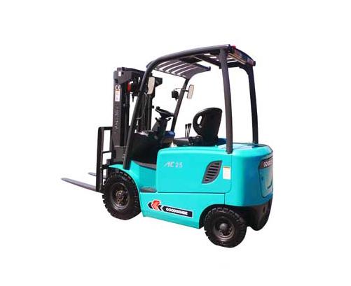 吉鑫祥-2-2.5吨蓄电池叉车