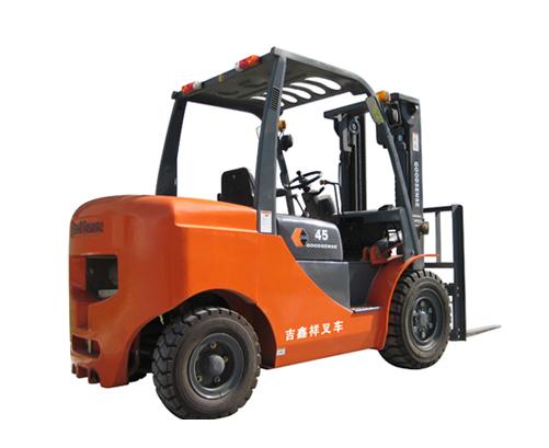 4-5吨液力内燃平衡重式柴油叉车