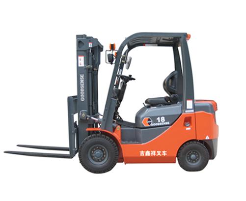 1-1.8吨柴油叉车