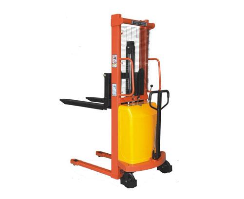 半电动动堆高车DYC-1600