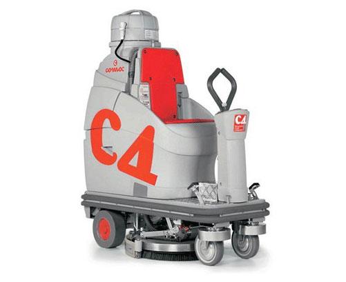 C4驾驶式全自动刷地机
